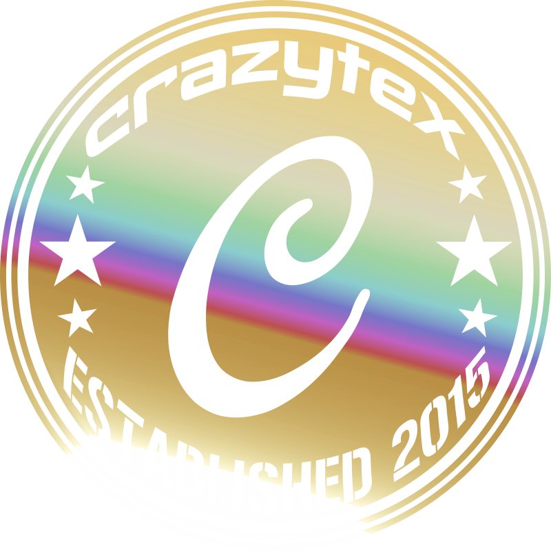crazytex.de – Werbedruck / Textildruck / Grafikdesign