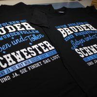 Brüder T-Shirts