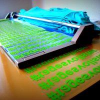 Textilmotive in der Produktion