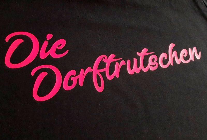Wunschmotiv auf Damenshirts für ein Marathonlauf